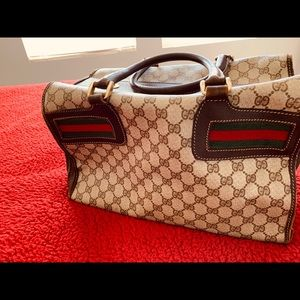 Gucci Doggie Carrier for small dog